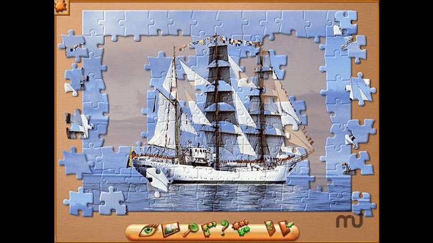 Jigsaw World for Mac - review, screenshots