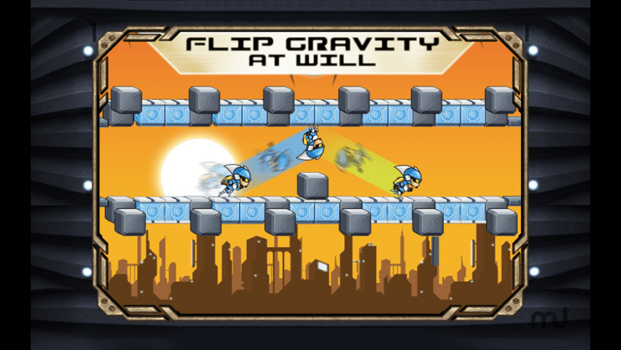Gravity Guy for Mac - review, screenshots