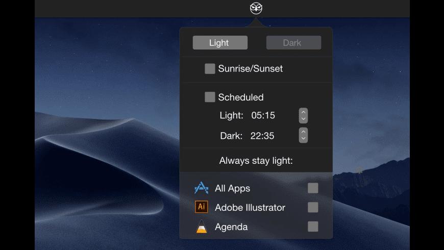 NightOwl for Mac - review, screenshots
