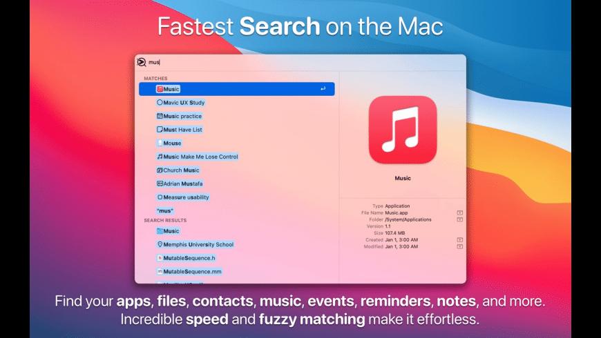 Lacona for Mac - review, screenshots