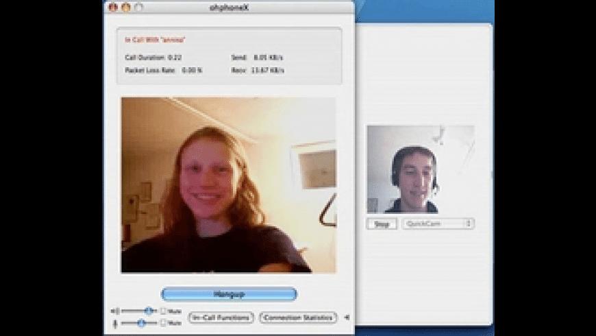 ohphoneX for Mac - review, screenshots