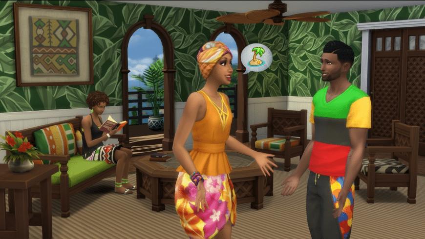 Sims 4 for Mac - review, screenshots