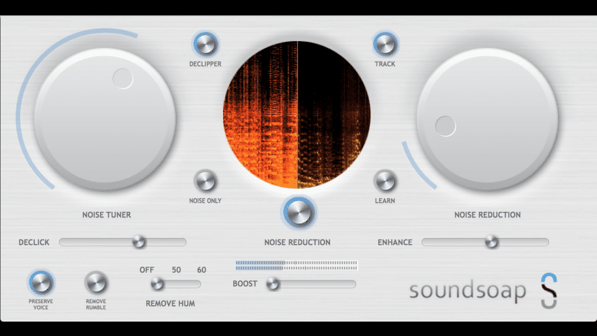 SoundSoap for Mac - review, screenshots