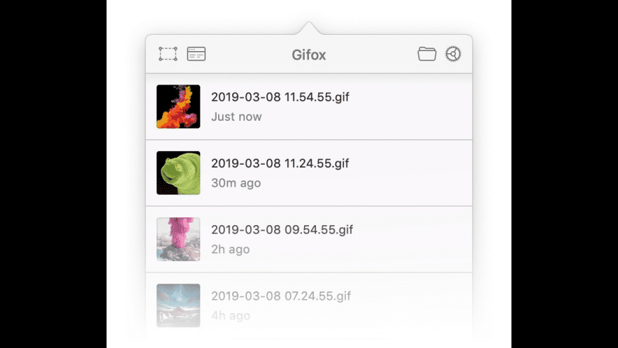 Gifox for Mac - review, screenshots