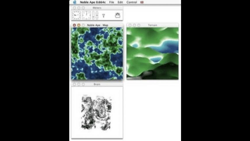 Noble Ape Simulation for Mac - review, screenshots