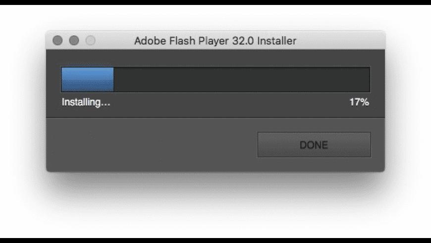 Adobe Flash Player for Mac - review, screenshots