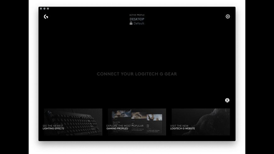 Logitech G HUB for Mac - review, screenshots