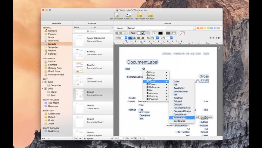 Totals for Mac - review, screenshots