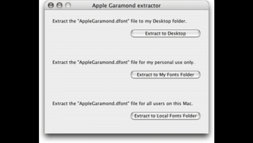 AGex for Mac - review, screenshots