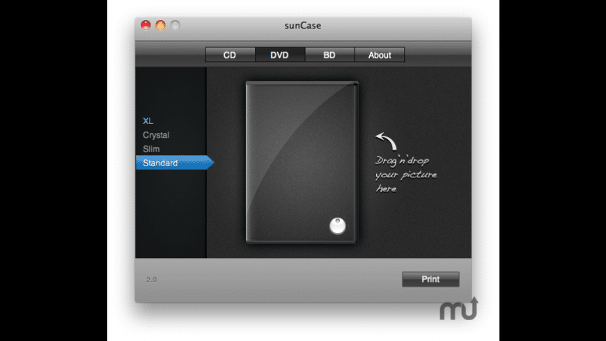 sunCase for Mac - review, screenshots
