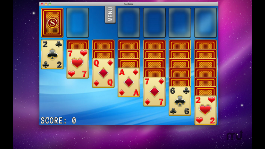 Solitaire! for Mac - review, screenshots