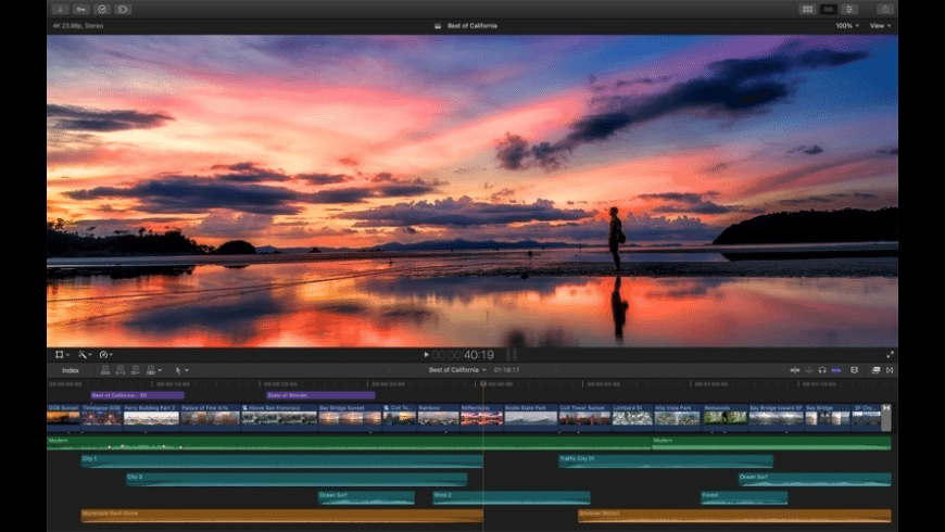 Final Cut Pro for Mac - review, screenshots