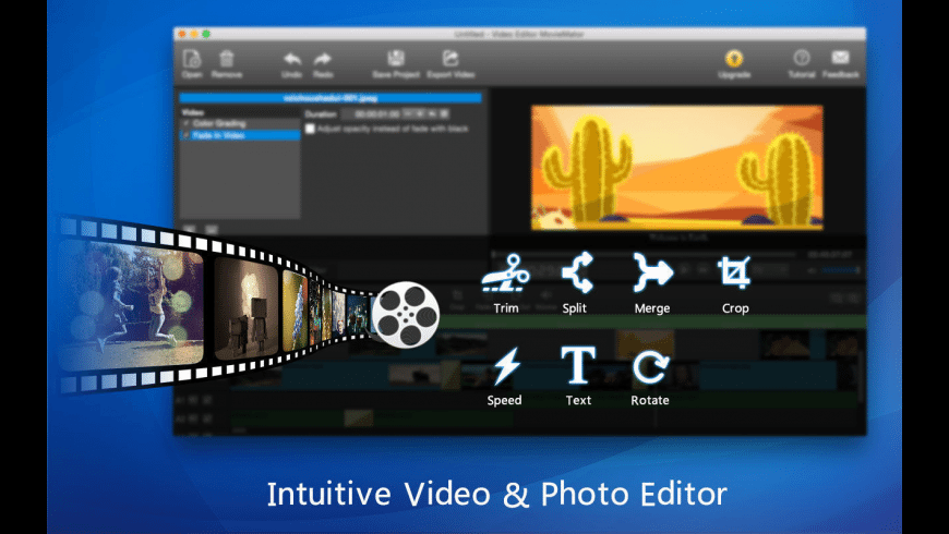 MovieMator for Mac - review, screenshots