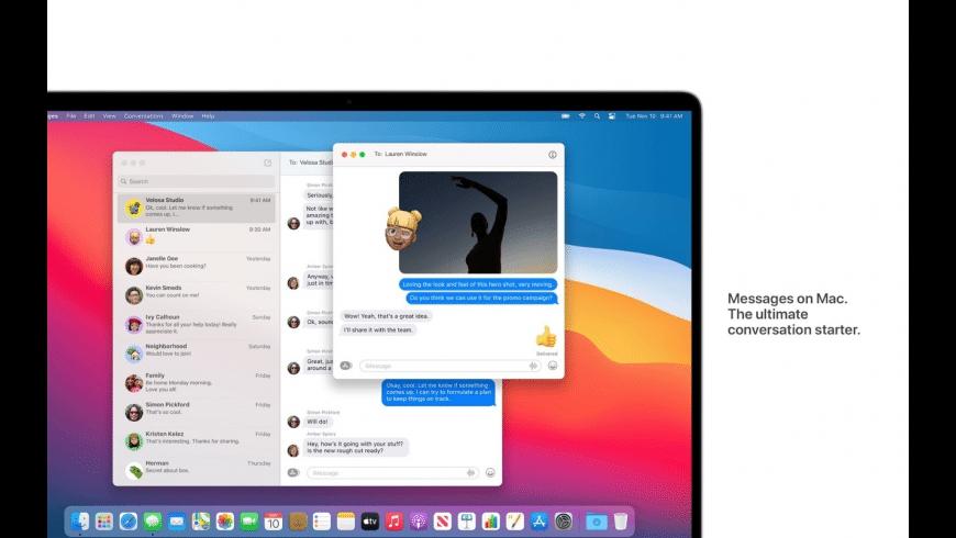 macOS Big Sur for Mac - review, screenshots