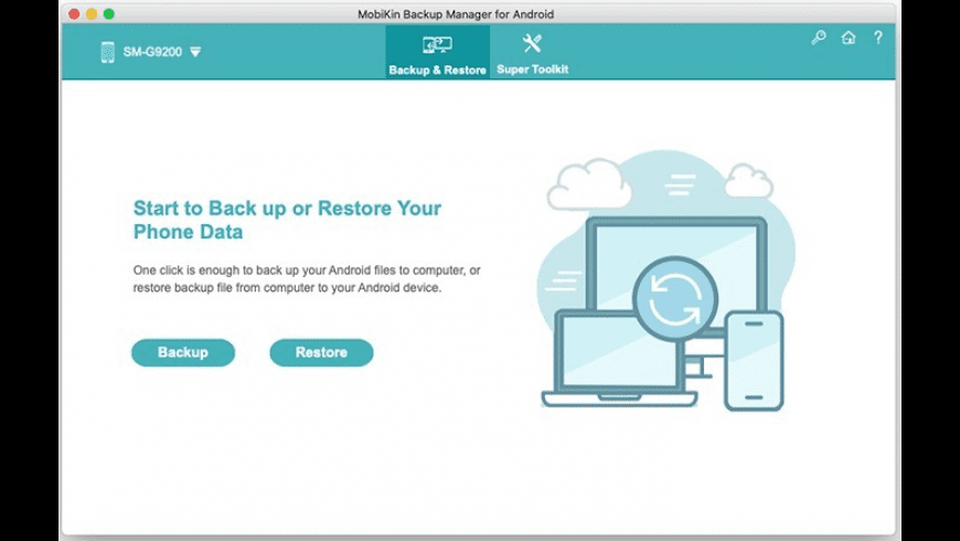 MobiKin Backup Manager for Android for Mac - review, screenshots