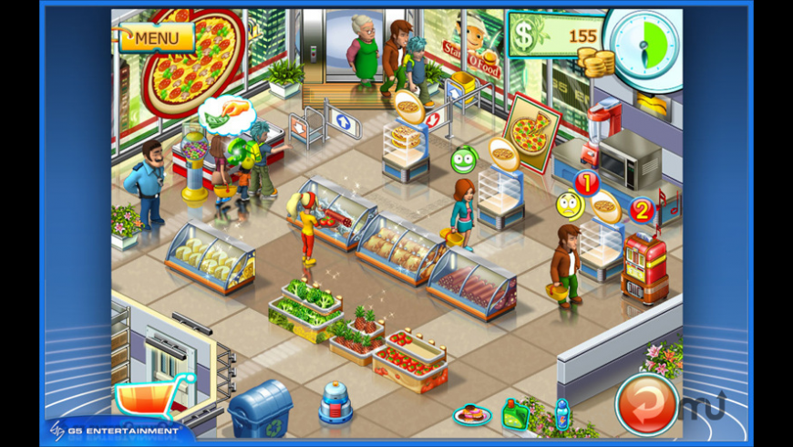 Supermarket Mania 2 for Mac - review, screenshots