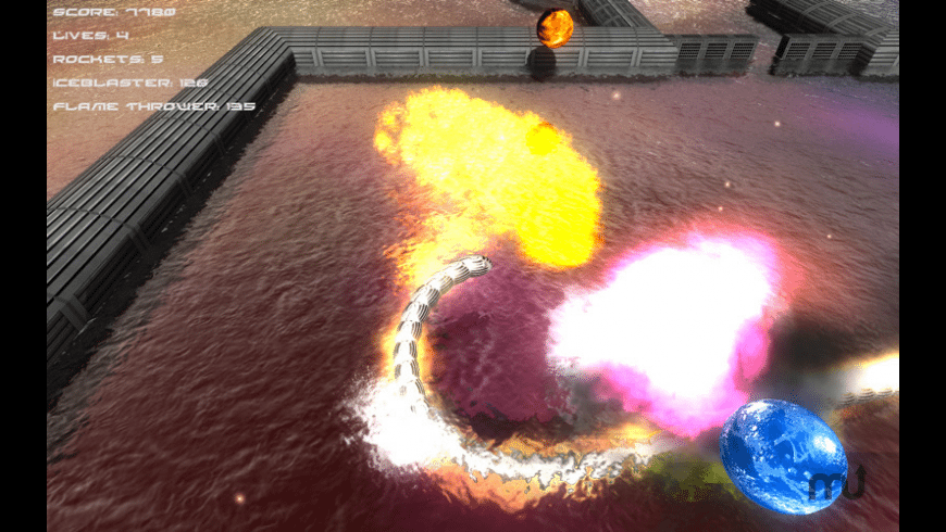 Battle Snake for Mac - review, screenshots