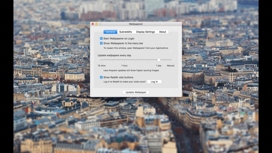 Wallpaperer for Reddit for Mac - review, screenshots