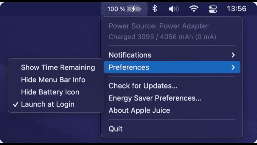 Apple Juice for Mac - review, screenshots