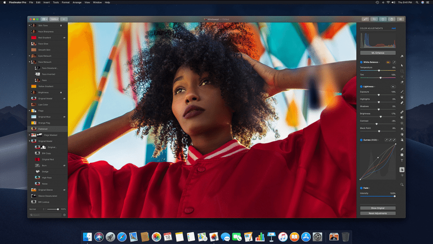 Pixelmator Pro for Mac - review, screenshots