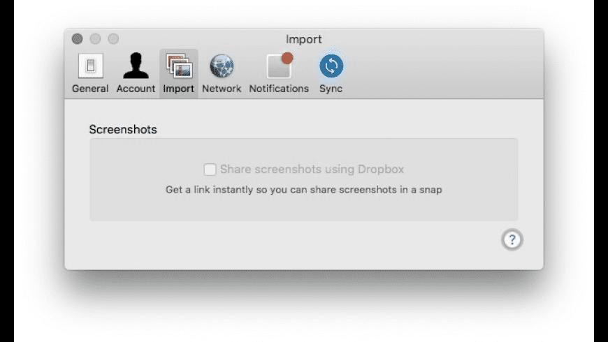 Dropbox for Mac - review, screenshots