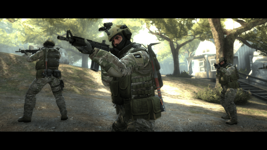 Counter-Strike: Global Offensive for Mac - review, screenshots