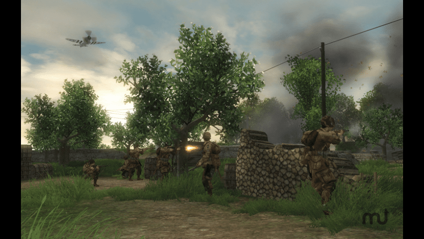 Brothers in Arms: Road to Hill 30 for Mac - review, screenshots