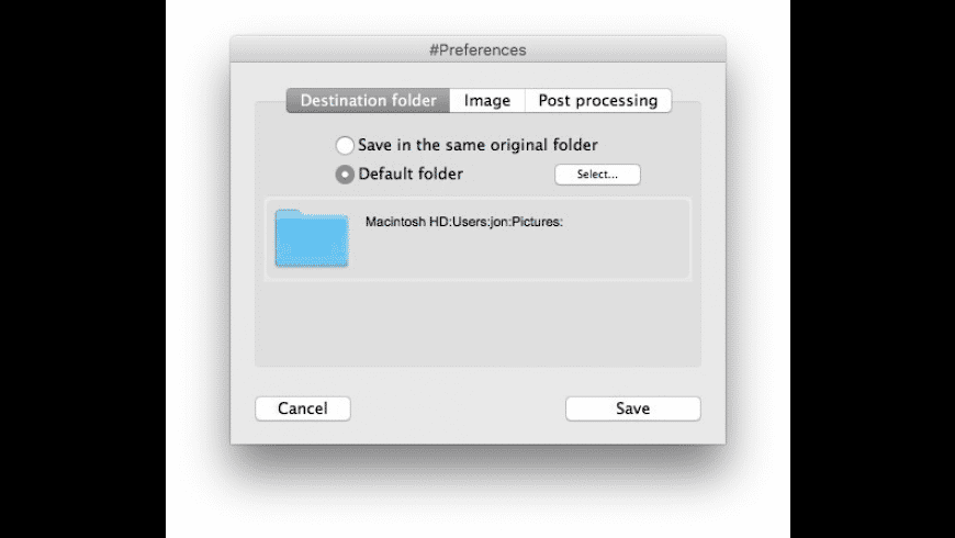Poladroid for Mac - review, screenshots