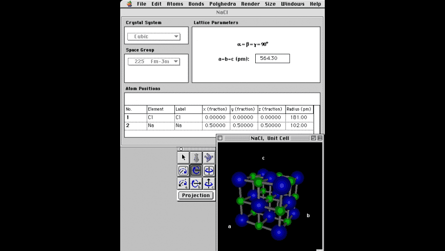 CrystalDesigner for Mac - review, screenshots