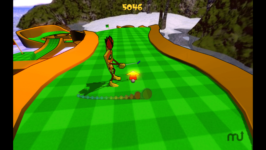 Tiki Golf 3D (Special Toon Edition) for Mac - review, screenshots