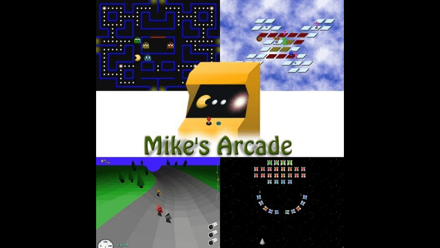 Mike's Arcade for Mac - review, screenshots