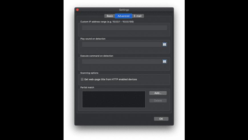 SoftPerfect WiFi Guard for Mac - review, screenshots