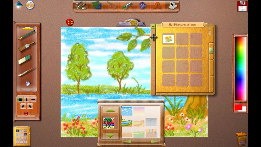 KidsPainter for Mac - review, screenshots