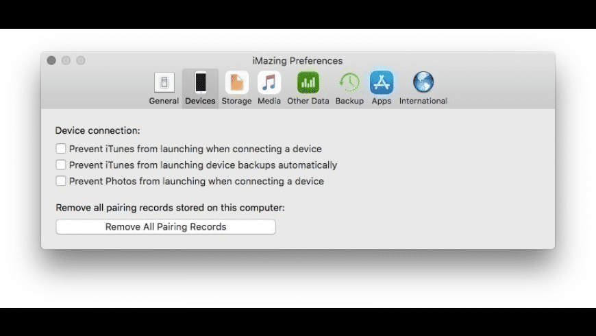 iMazing Family License for Mac - review, screenshots