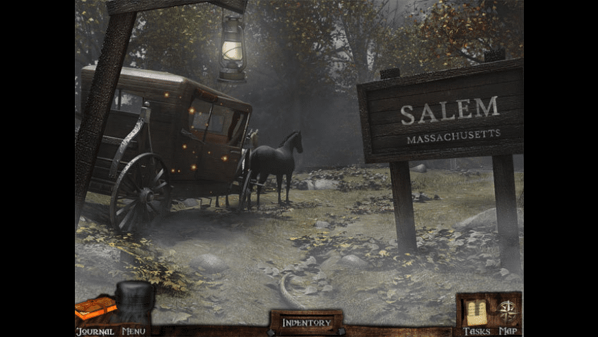 Hidden Mysteries: Salem Secrets for Mac - review, screenshots