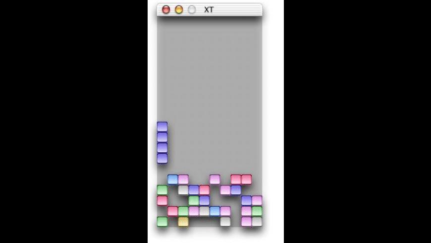 osx-blockgame for Mac - review, screenshots