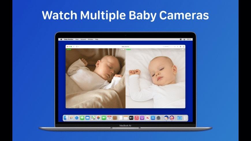 Cloud Baby Monitor for Mac - review, screenshots