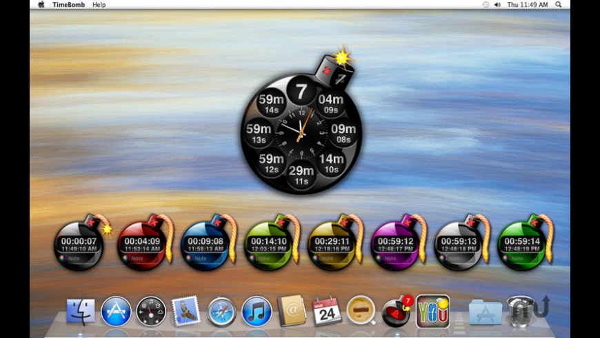 Tick Tock for Mac - review, screenshots
