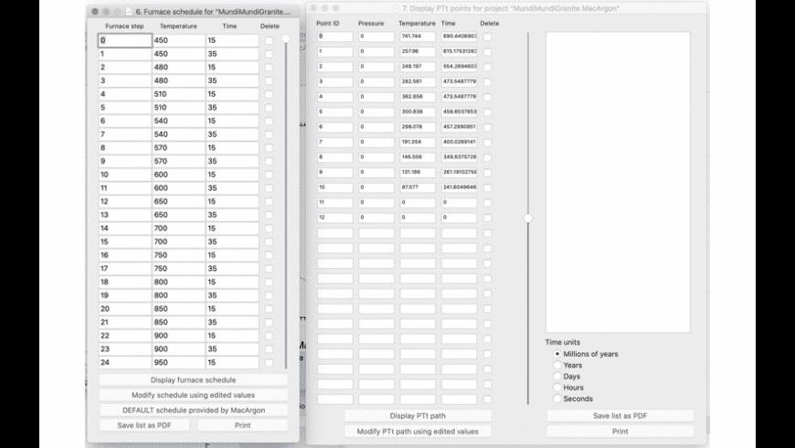 MacArgon for Mac - review, screenshots
