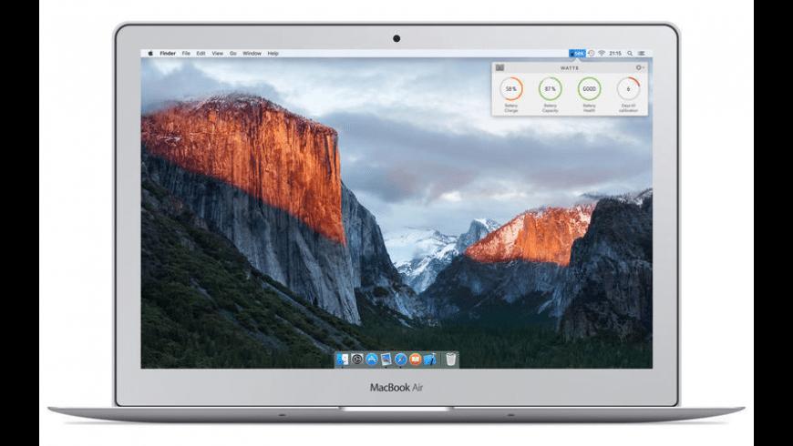 Watts for Mac - review, screenshots