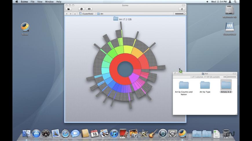 Eximo for Mac - review, screenshots