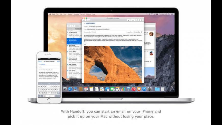 OS X Yosemite Security Updates for Mac - review, screenshots