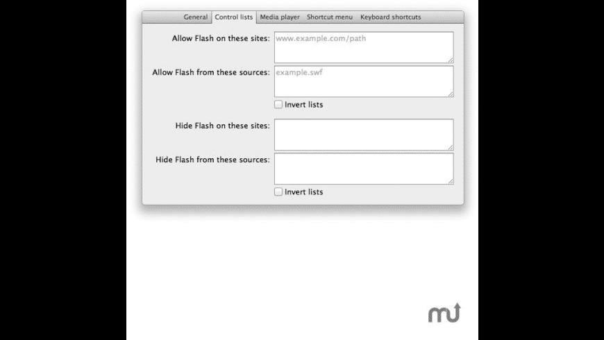 ClickToFlash for Mac - review, screenshots