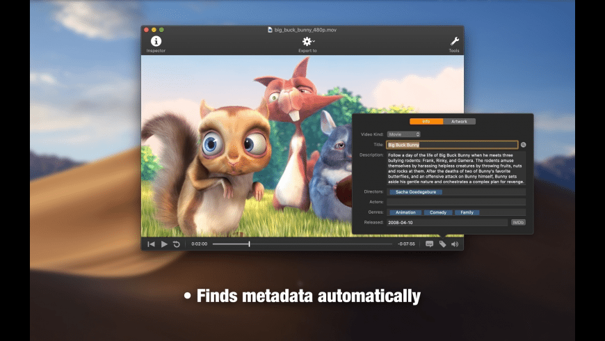 Submerge for Mac - review, screenshots