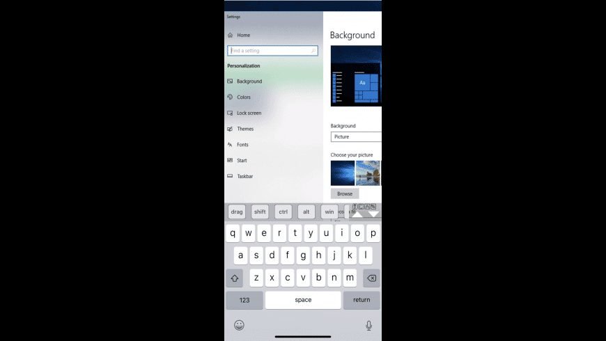 Remote Desktop - RDP Lite for Mac - review, screenshots