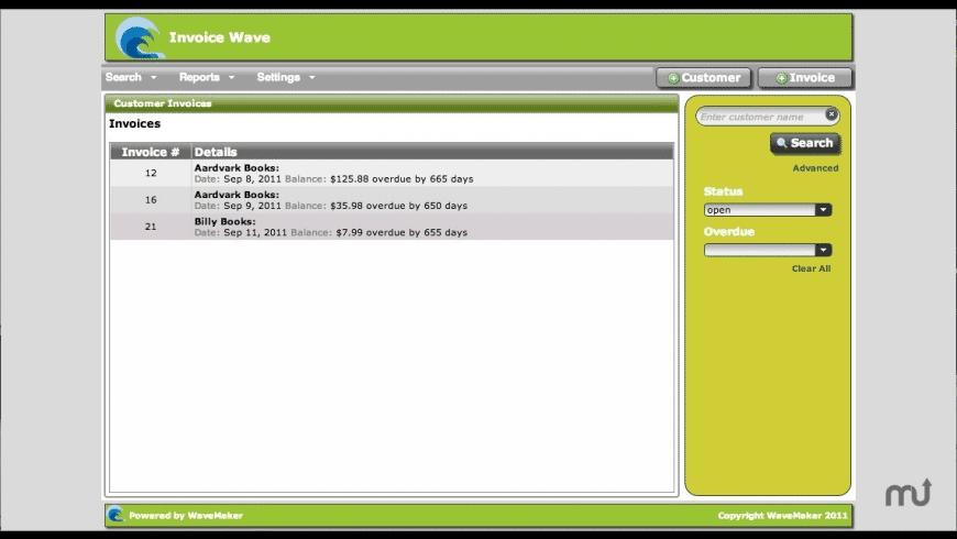 WaveMaker for Mac - review, screenshots