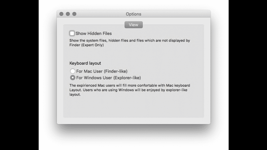 Moroshka File Manager for Mac - review, screenshots
