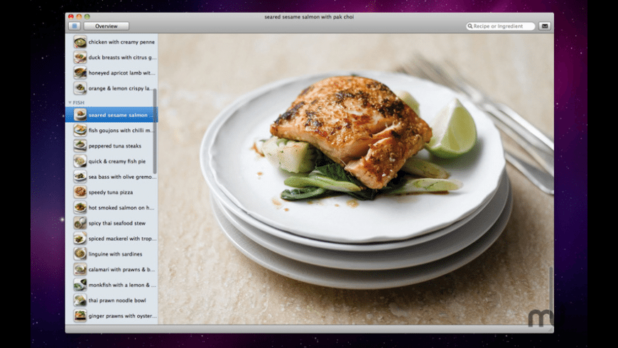 The Photo Cookbook for Mac - review, screenshots