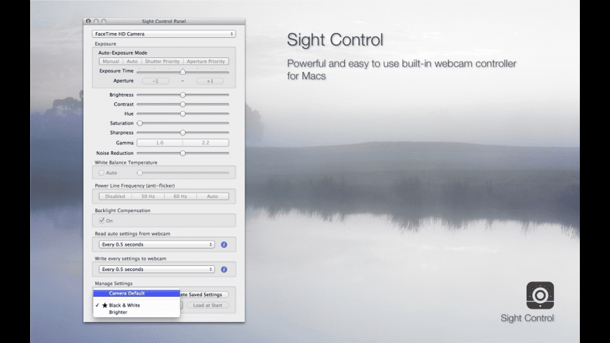 Sight Control for Mac - review, screenshots
