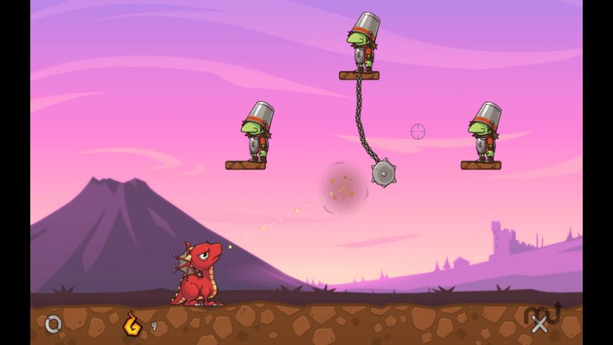 Dragon vs Goblins for Mac - review, screenshots